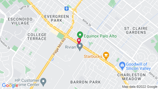 Hotel Parmani Map