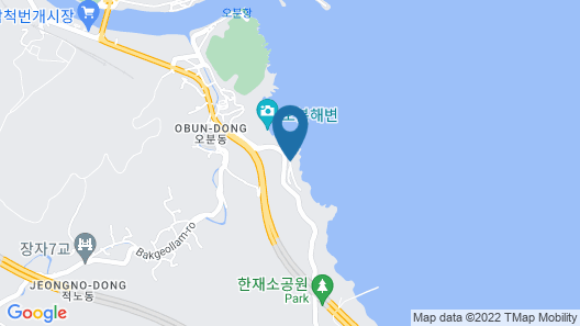 Pension Venezia in Samcheok Map