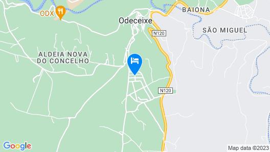 Alojamento Dias Map