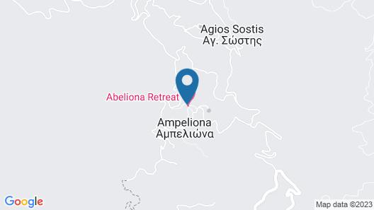 Abeliona Retreat Map