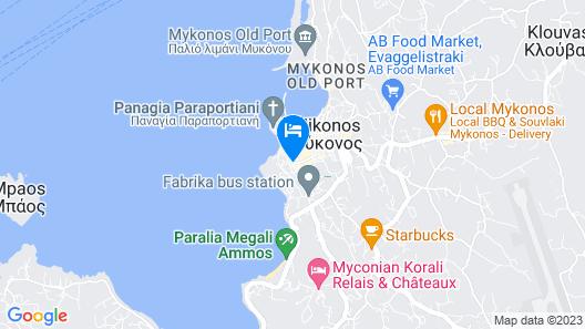 Studio Eleni Map