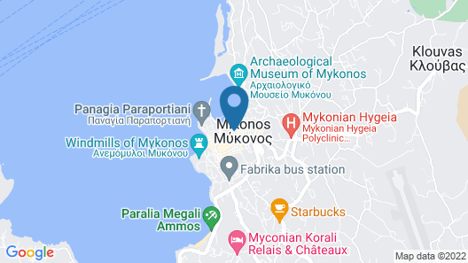 Melangel Map