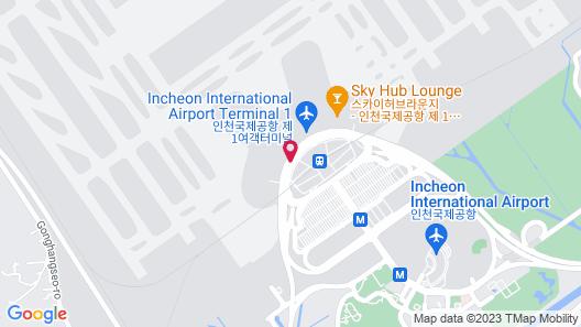 Incheon Airport Transit Hotel - Terminal 2 Map