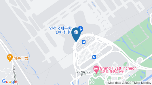 Incheon Airport Transit Hotel (Terminal 2) Map