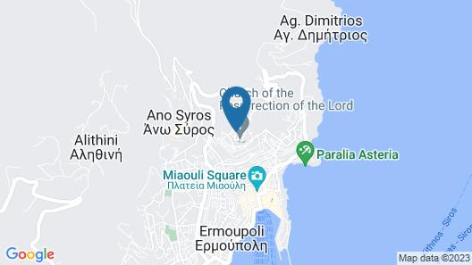 Cova Philoxenia House Map
