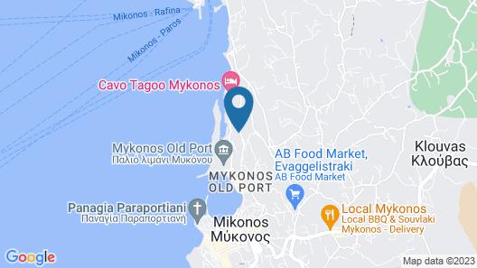 Tagoo Black Map