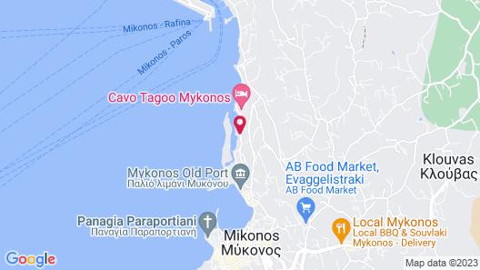 Apanema Resort Map