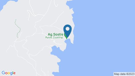Eneos Kythnos Beach Villas Map