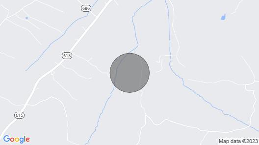 Arlenes Escape , Enjoy Private Family Land Map