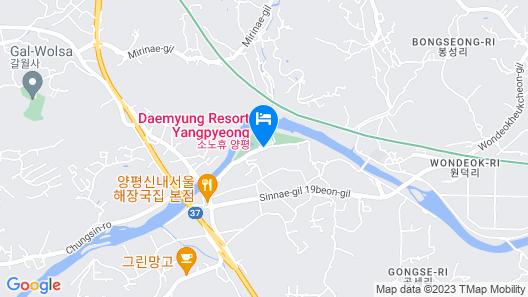 Sono Hue Yangpyeong Map