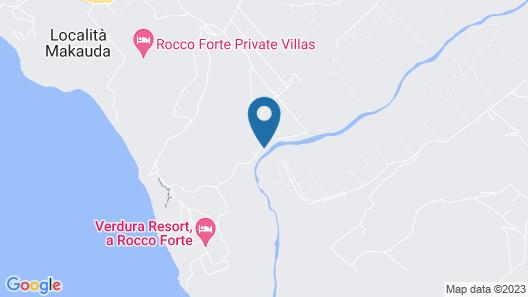 Verdura Resort Map
