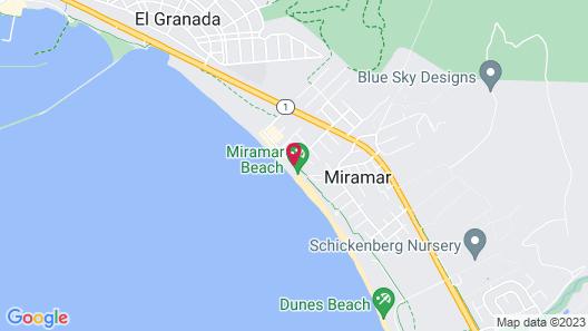 Cypress Inn On Miramar Beach Map