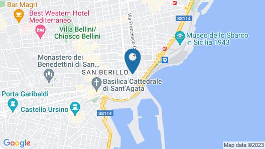 AG Home Adragna Map