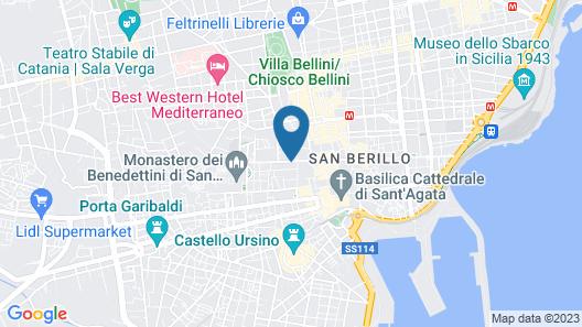 Hotel Royal Map