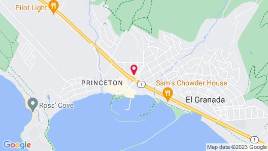 Harbor View Inn Map