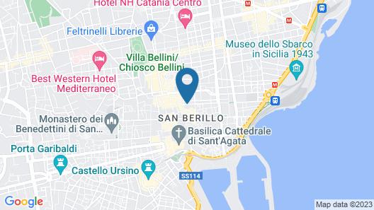 Romano House Map