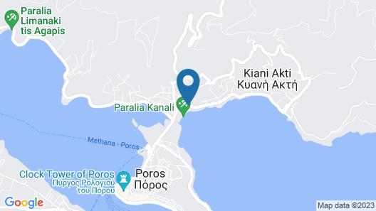 KTM Sunny Villas Map