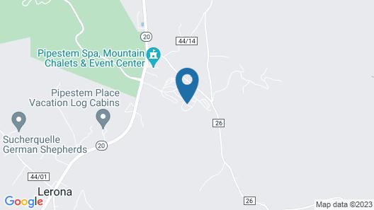 Rock Ridge Rentals LLC Map