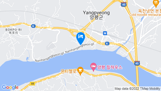 J hotel Map