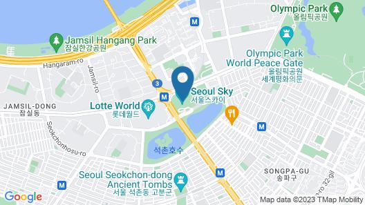 SIGNIEL SEOUL Map