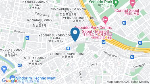 Fairfield by Marriott Seoul Map
