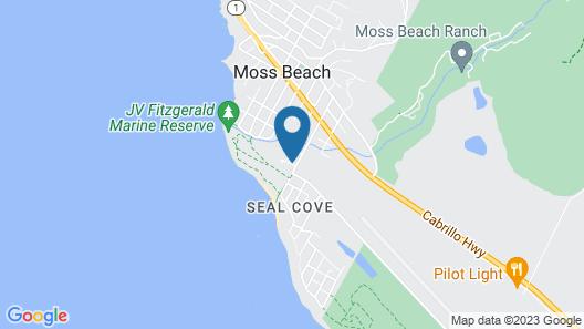 Seal Cove Inn Map