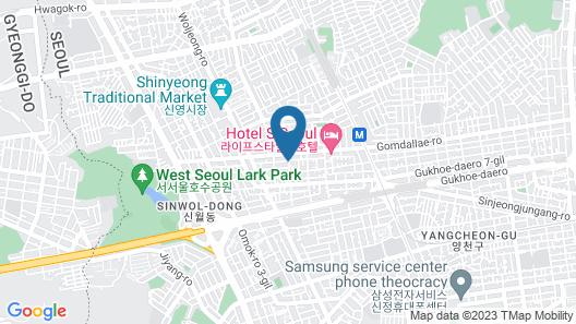 Hwagok Rich Map