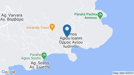 Porto Vlastos Map