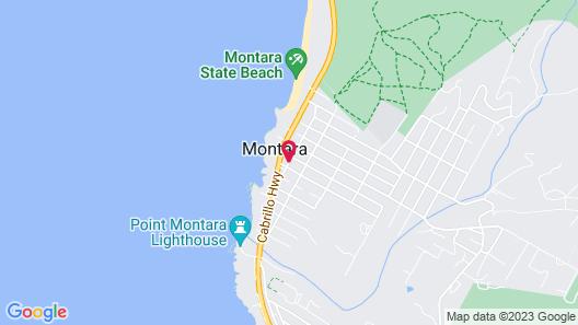 Ocean View Inn Map