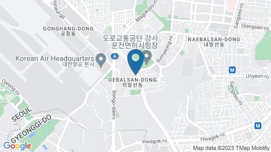 Hotel TJ Map