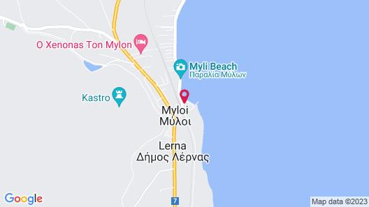 Palataki Residence Map