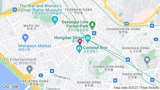 L7 Hongdae by LOTTE Map