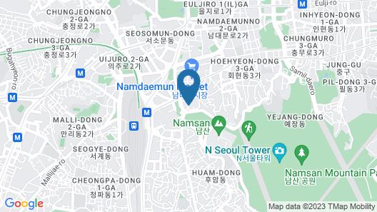 Kpop Haus Map