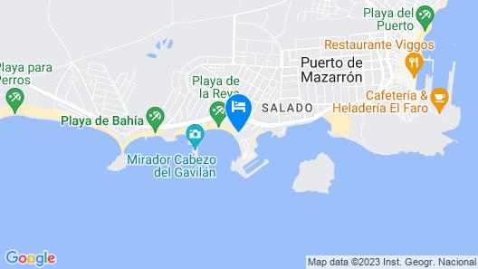 Hotel Bahia Map