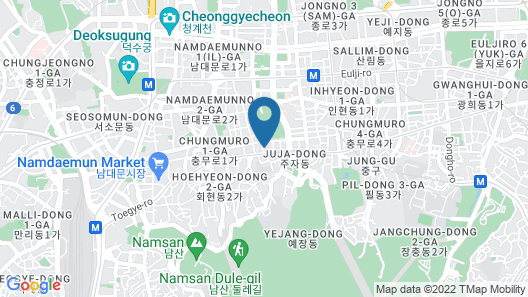 L7 Myeongdong by LOTTE Map