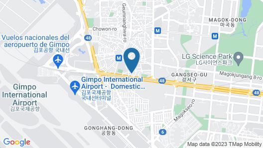 NANA House - Hostel Map