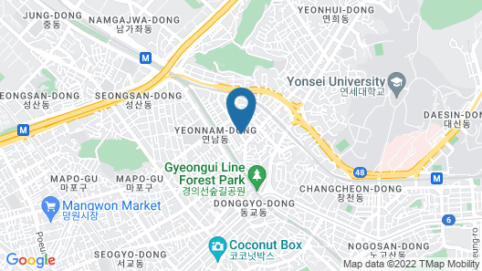 Roi House Map