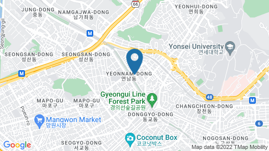 U Guesthouse 2 in Yeonnam Caters to Women - Hostel Map