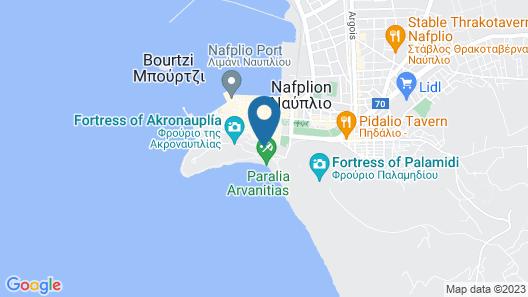Amfitriti Palazzo Map