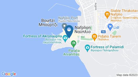 999 Luxury Hotel Map