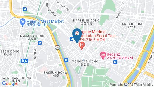INNOSTAY HOTEL Map