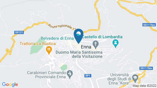 C.C.Ly Rooms & Hostel Enna Map