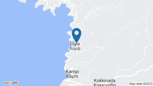 Iris Villa Map