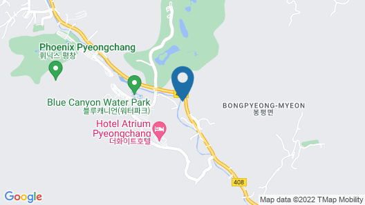 RidoPark Motel Map