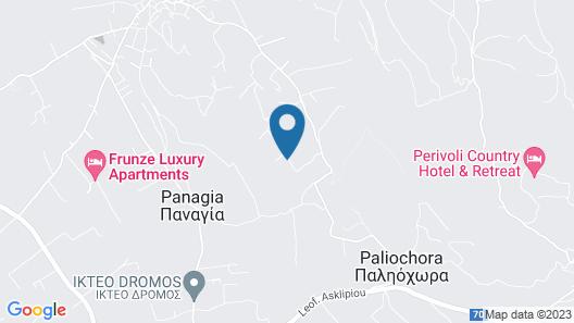 Villa Konstantina Map