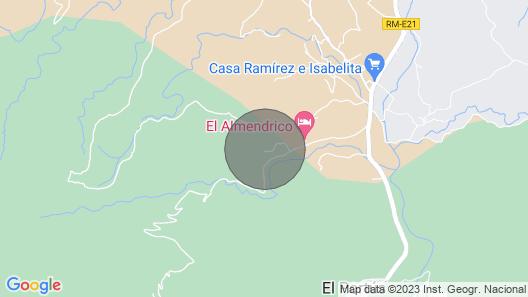 Naturistitalo, Jossa Uima-allas, El Portus -ranta, Map