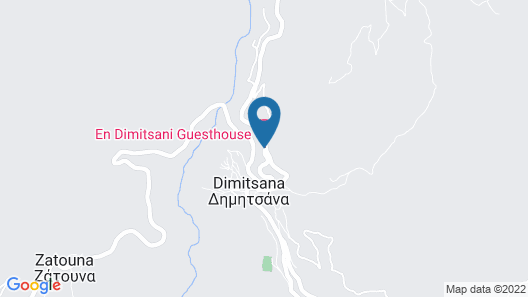 En Dimitsani Guest House Map