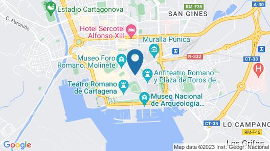 Anfiteatro Romano  Map