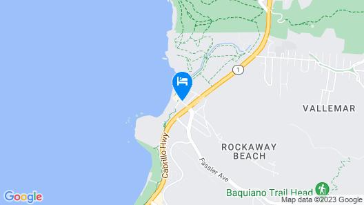 Inn at Rockaway Map