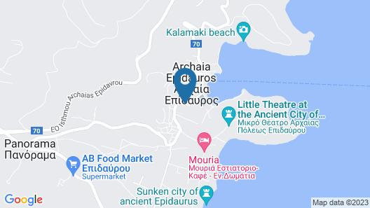 Angelica Villas Map